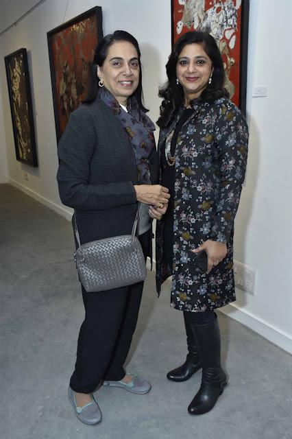 Hemi Bawa and Ashwini Pai Bahadur-