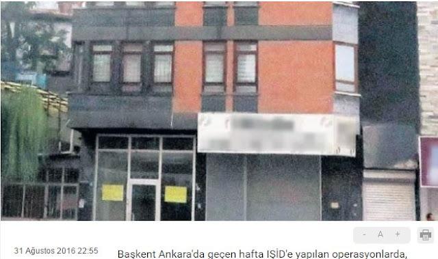 Το ISIS άνοιξε σχολείο στην Άγκυρα…