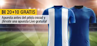 bwin promocion 10 euros Leganés vs Getafe 8 septiembre