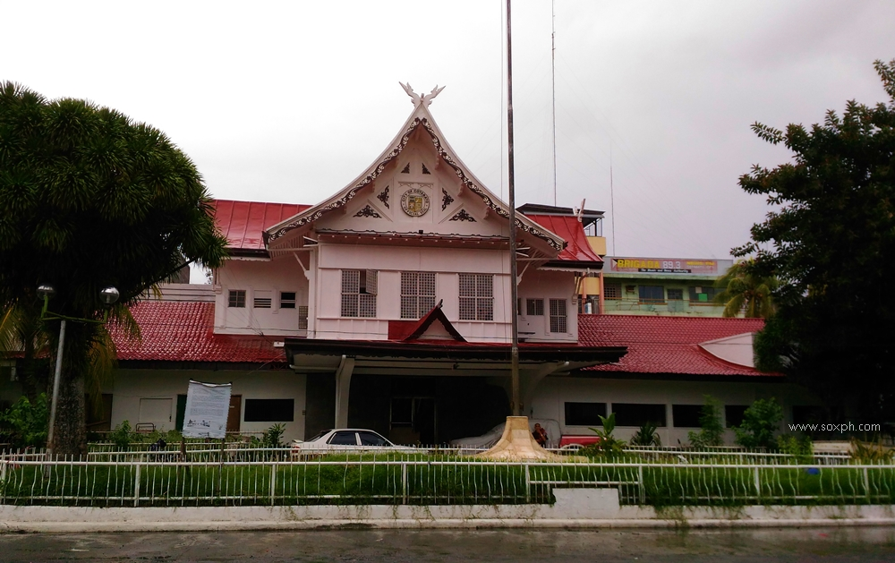 Cotabato City's Old City Hall Building