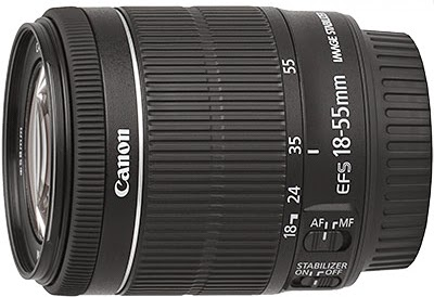 Canon EF-S 55-250mm IS STM Telephoto Lens: Links to professional / consumer reviews