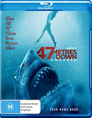 47 Meters Down Uncaged 2019 Daul Audio ORG BRRip 1080p HEVC x265