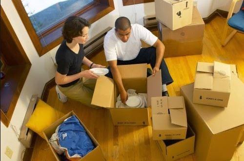 Kỹ năng chuyển nhà cho người chưa có kinh nghiệm