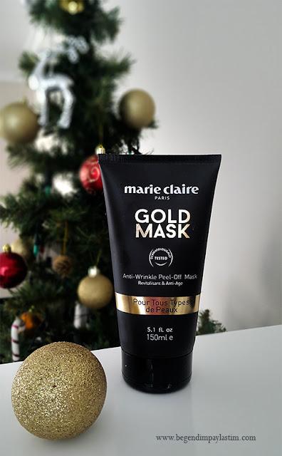 Marie Claire Altın Maske