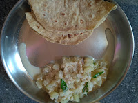 Wheat Phulkha