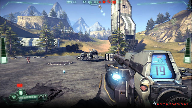 Tribes Ascend Gameplay Screenshot 1