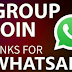 500+ WhatsApp Group Links | Join Adult & Non Adult WhatsApp Groups Links