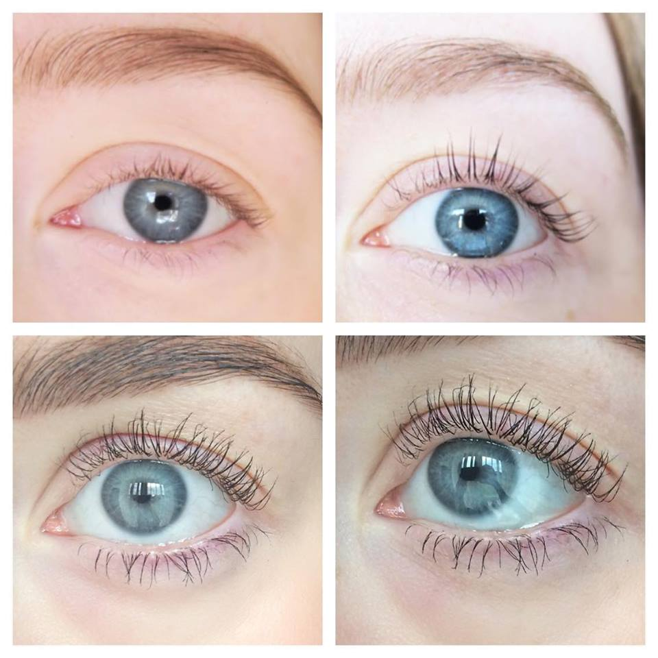 ea7dc21af11 LVL Enhance Lash Lift from Nouveau Lashes - One Year On | Elle and Mimi