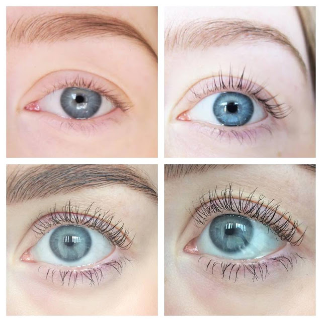 LVL Enhance Lash Lift Nouveau Lashes