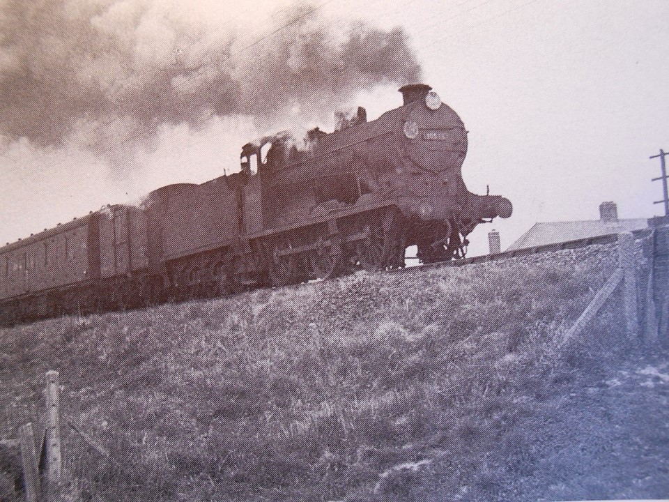 Train at Hoeford