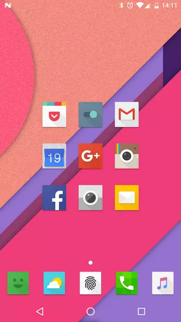 OnePX - Icon Pack Apk
