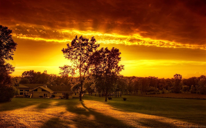 World Beautiful Sights: Beautiful Sunset