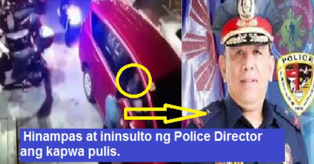 Video: CCTV Alert - PNP Police General. Nanapak ng Babaeng Pulis | Trending Balita