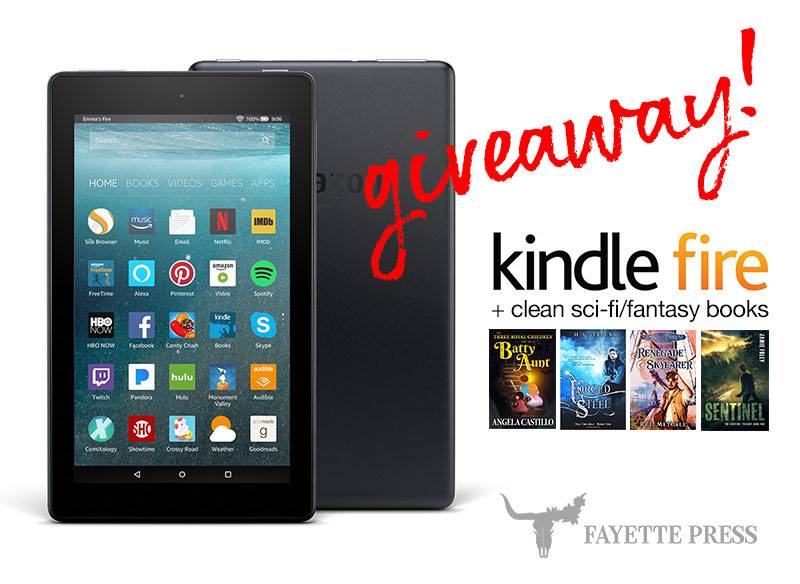 2019 goodreads kindle giveaway