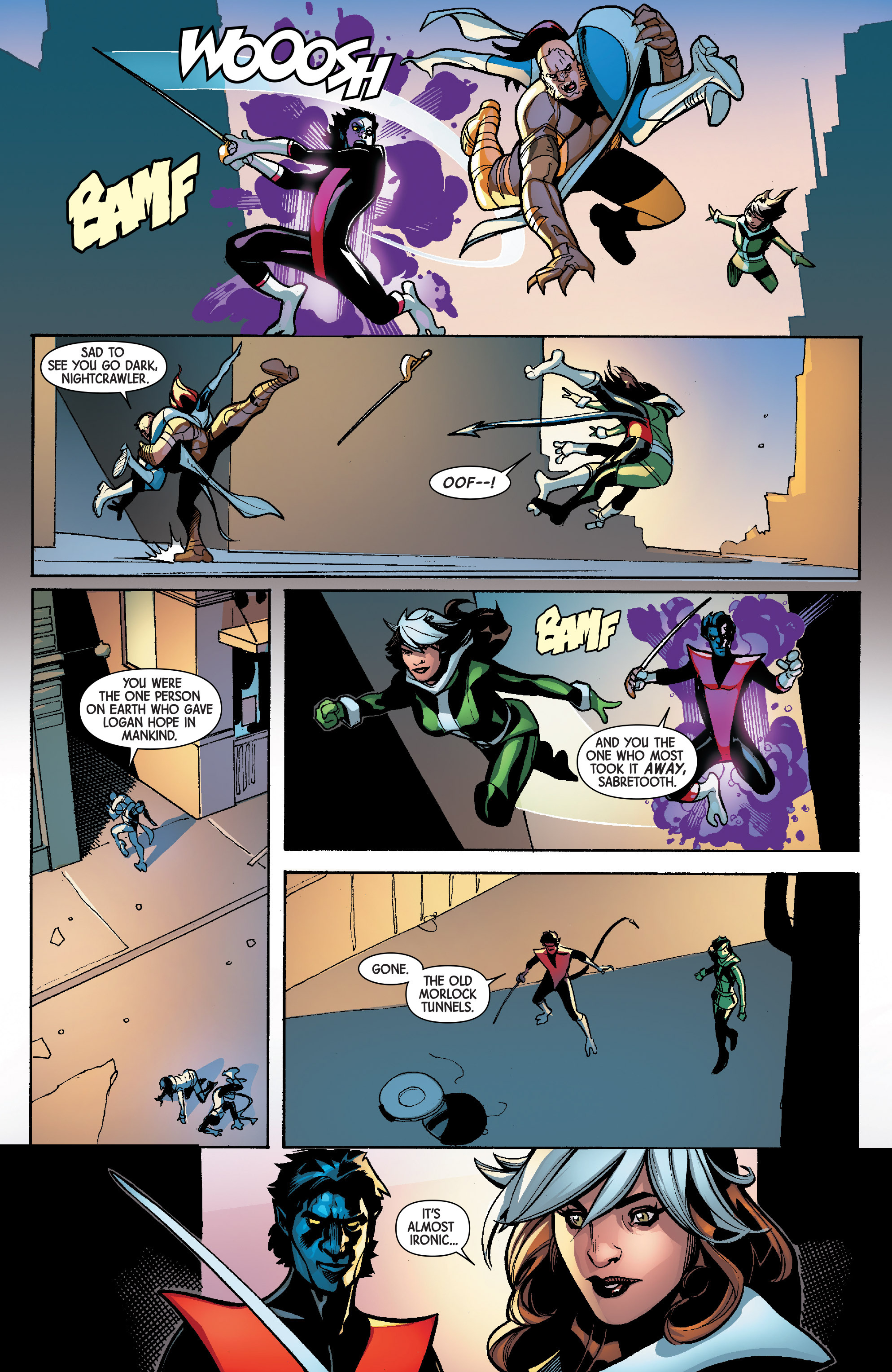 Read online Avengers & X-Men: AXIS comic -  Issue #6 - 10