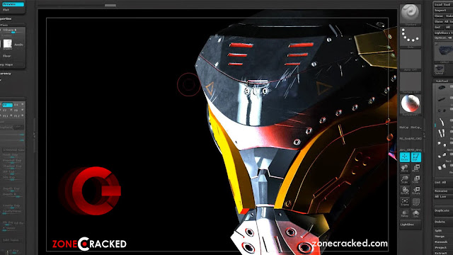Download Z brush Cracked zonecracked.com