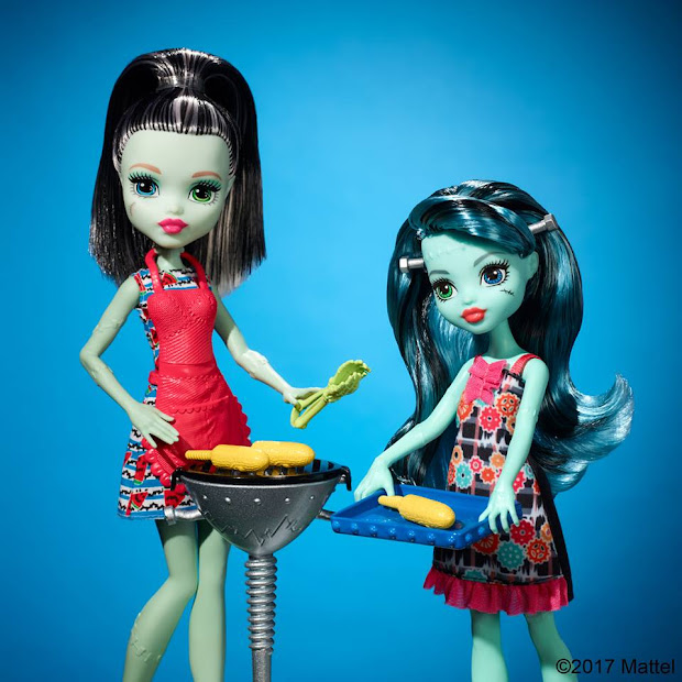 Veni Vidi Dolli Monster High