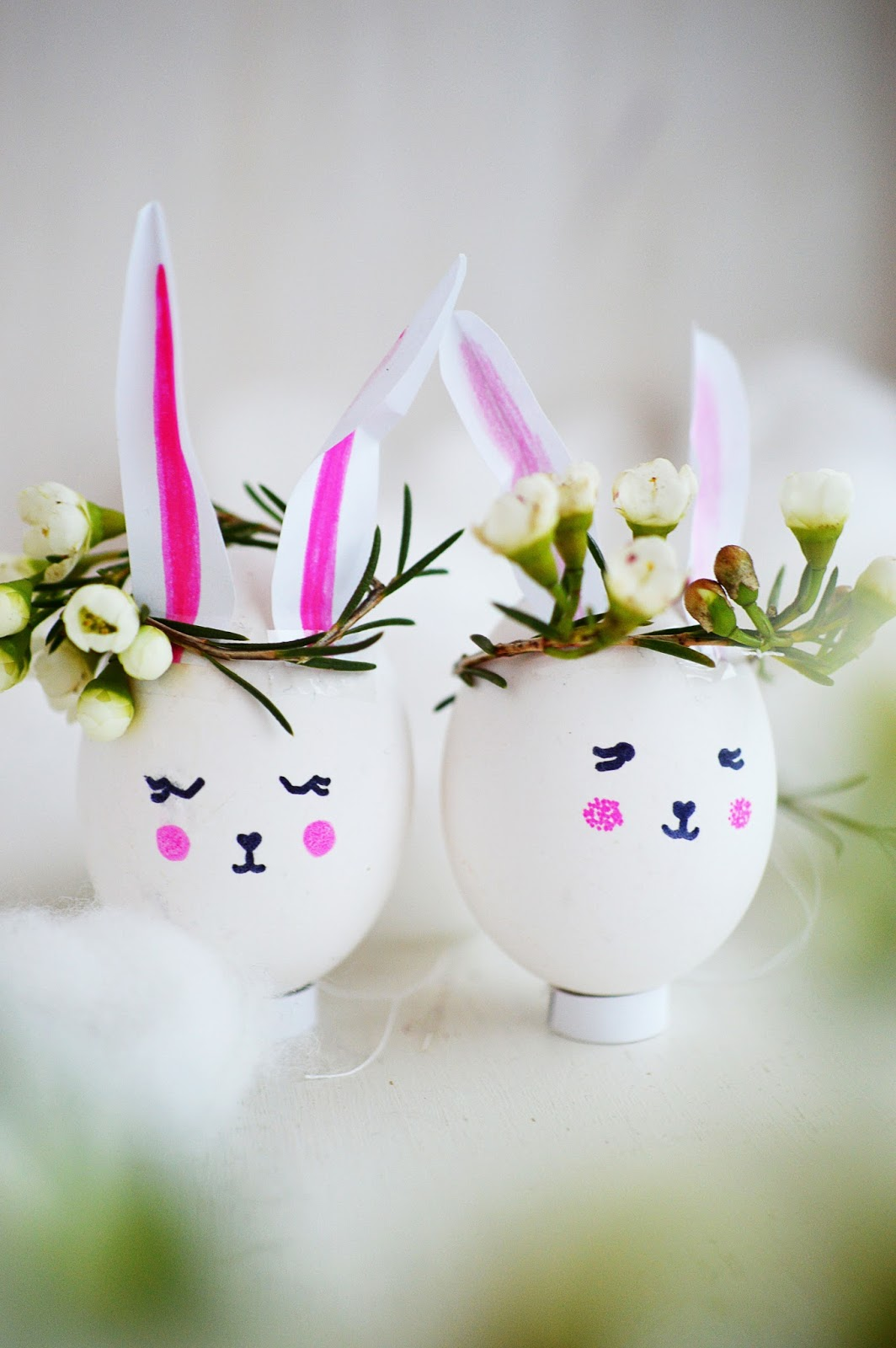 fit for a queen diy crowned bunny easter eggs motte. Black Bedroom Furniture Sets. Home Design Ideas