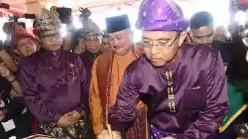 Peringatan HUT Kabupaten MUSIRAWAS ke-74 Berjalan Dengan Khimat