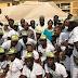 Desmond Elliot visits NYSC Orientation Camp in Lagos