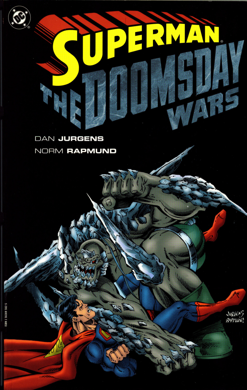 Superman: The Doomsday Wars Full Page 1