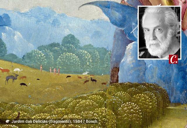 ambiente de leitura carlos romero premio literatura Hieronymus Bosch jardim das delicias waldemar jose solha