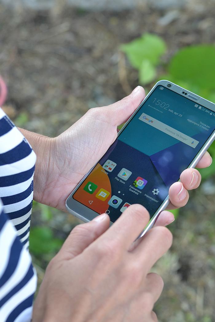 nuovo smartphone lg