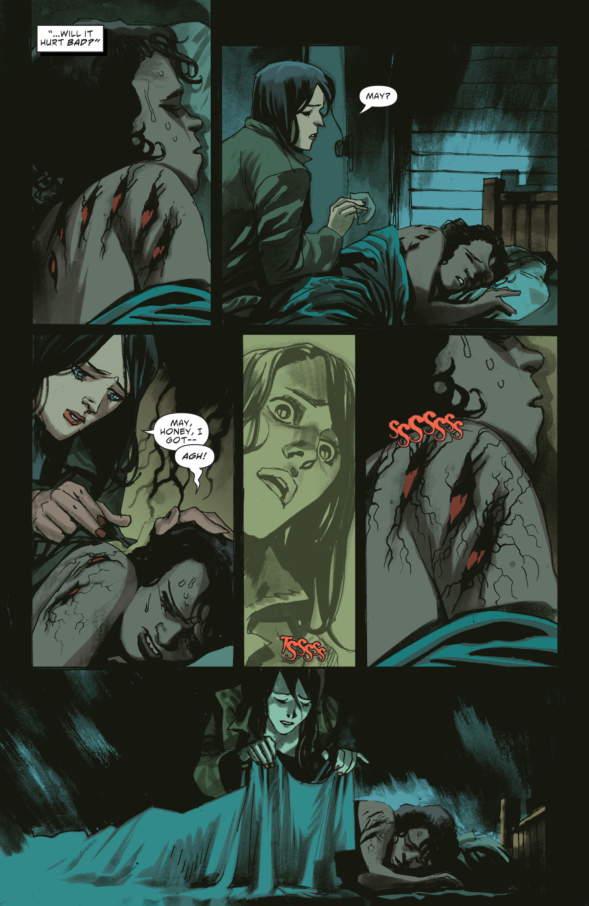 Read online American Vampire: Second Cycle comic -  Issue #2 - 13