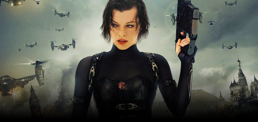 RESIDENT EVIL 6 Este Temporar Intitulat THE FINAL CHAPTER Şi Este Ultimul Film Al Seriei