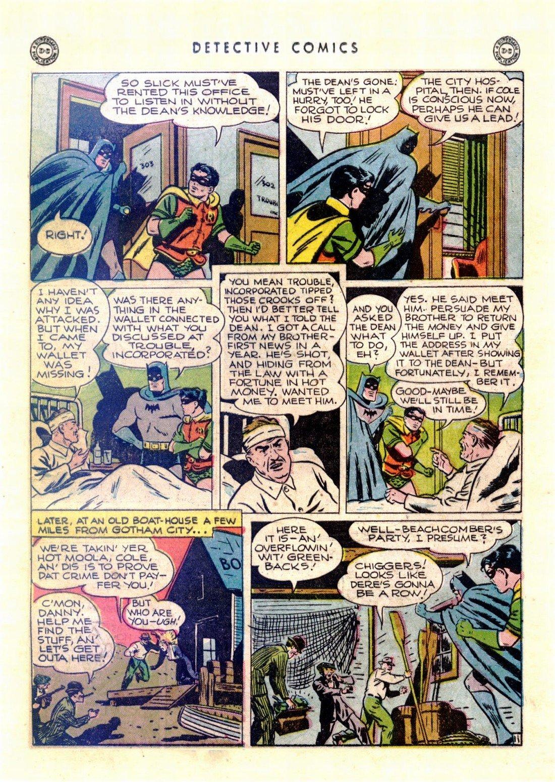 Read online Detective Comics (1937) comic -  Issue #103 - 13