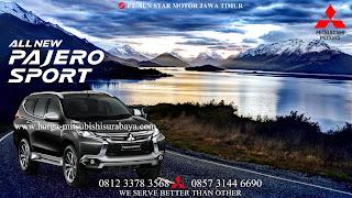 Dealer Mitsubishi Pajero Sport Harga Promo Termurah 2018 Di Surabaya | 0812 3378 3568