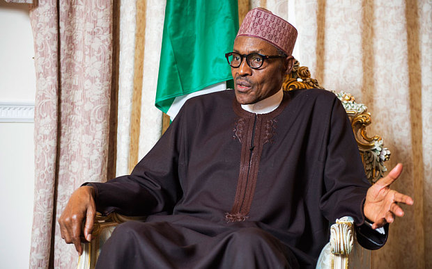 President Buhari Urges Zimbabwe's Military To Respect Constitution