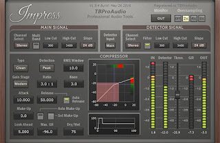TBProAudio Impress v1.9.9 WiN