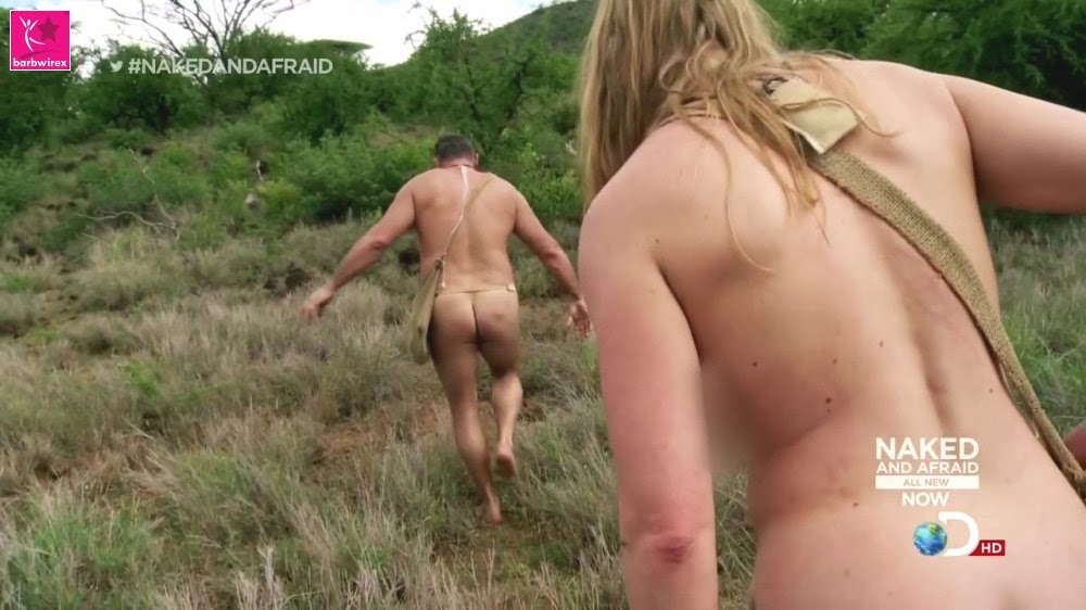 Pics of the girl off naked and afraid nude