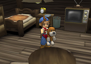 Harvest Moon: Save the Homeland (PS2) 2001
