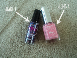2True Lipgloss & Nail Polish Review