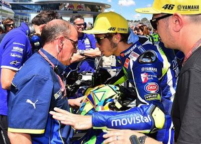 Meregalli Terangkan Sifat Asli Rossi yang Buat Semua Orang Berdecak Kagum