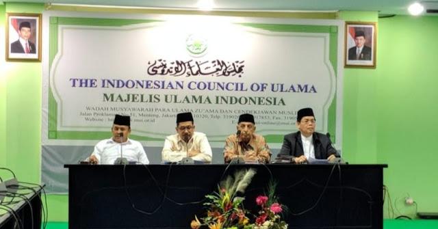 MUI: Kalau People Power Memaksa Mengganti Konstitusi, Hukumnya Haram