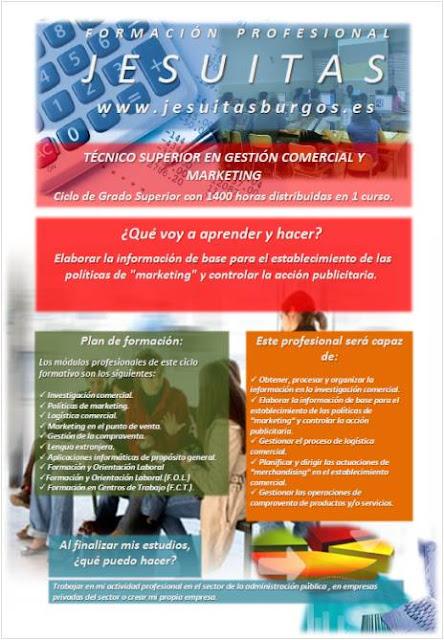Gps Agenda Técnico Superior En Gestión Comercial Y