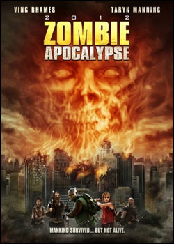 Modelo Capa Download   Zombie Apocalypse BRRip RMVB   Legendado
