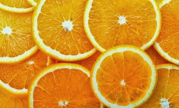 Oranges Slices Wallpapers for Samsung Galaxy Note 3