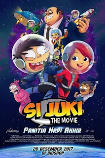 Download Film Si Juki The Movie: Panitia Hari Akhir (2017) WEB-DL Full Movie