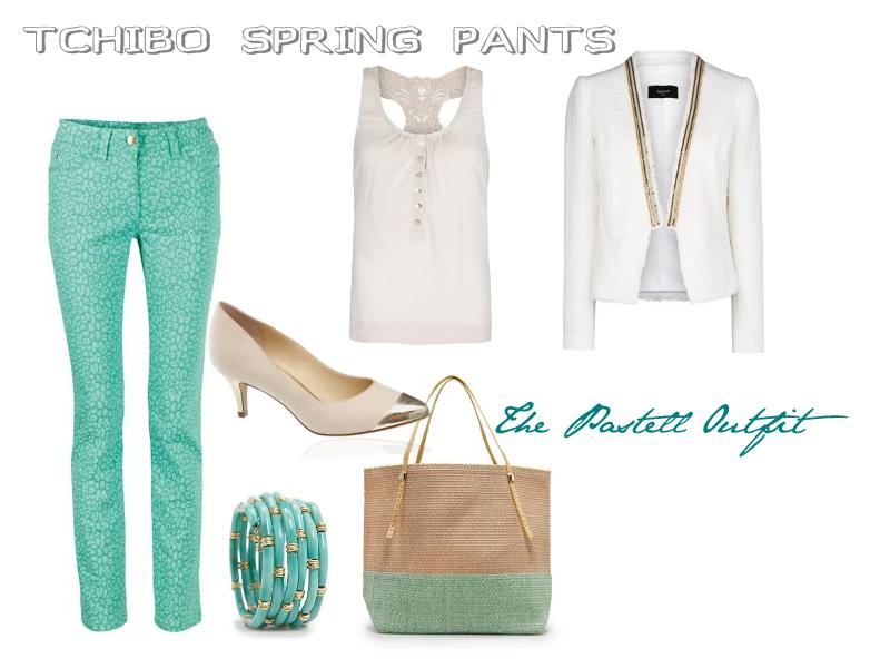 neuer Stil & Luxus bester Wert tolle Preise 3 Sets mit Tchibo Spring Pants - generation couture
