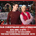 Four Christmases and a Wedding - a Lifetime Christmas Movie Premiere starring Arielle Kebbel & Corey Sevier!