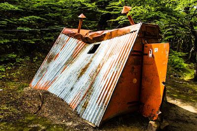 Refugio Maestri - Parque Nacional de los Glaciares