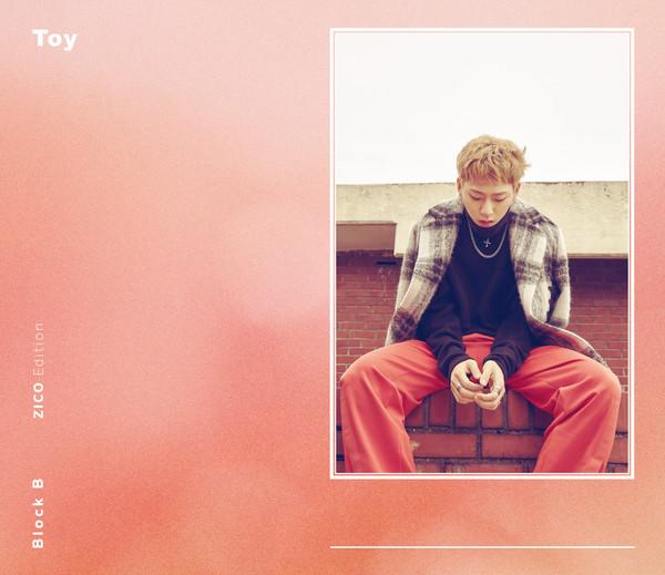 [Single] Block B – Toy(Japanese Version) (2016.06.15/MP3/RAR)