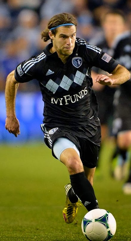 new product 7c053 741ef RSL Cup: Sporting KC unveils third kit, presented by Ivy Funds
