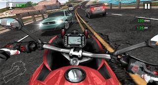 Moto Rider In Traffic Mod