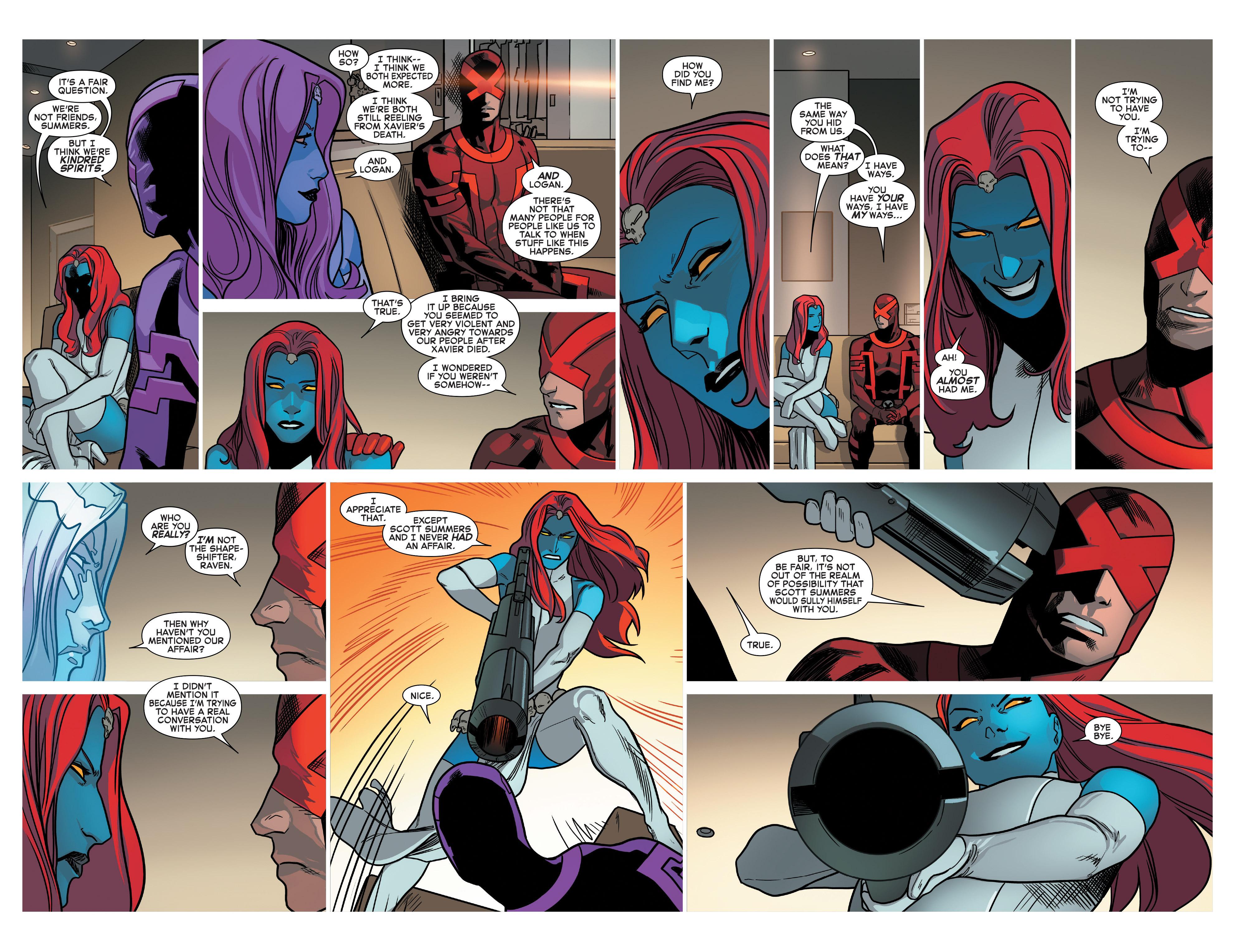 Read online Uncanny X-Men (2013) comic -  Issue #34 - 9