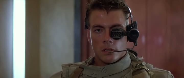 Screen Shot Of Universal Soldier (1992) Dual Audio Movie 300MB small Size PC Movie